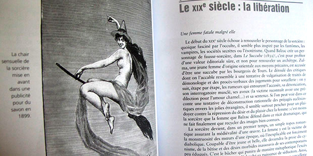 Sorcières ! - un livre de Julie Proust Tanguy