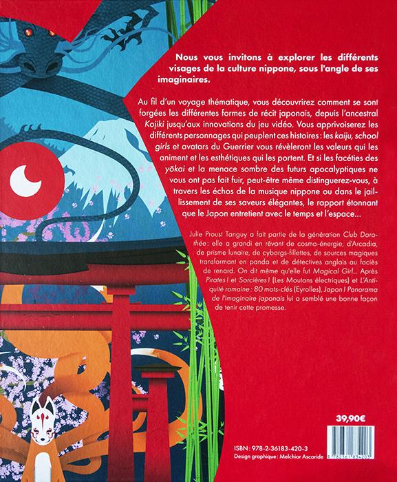 Japon ! - un livre de Julie Proust Tanguy