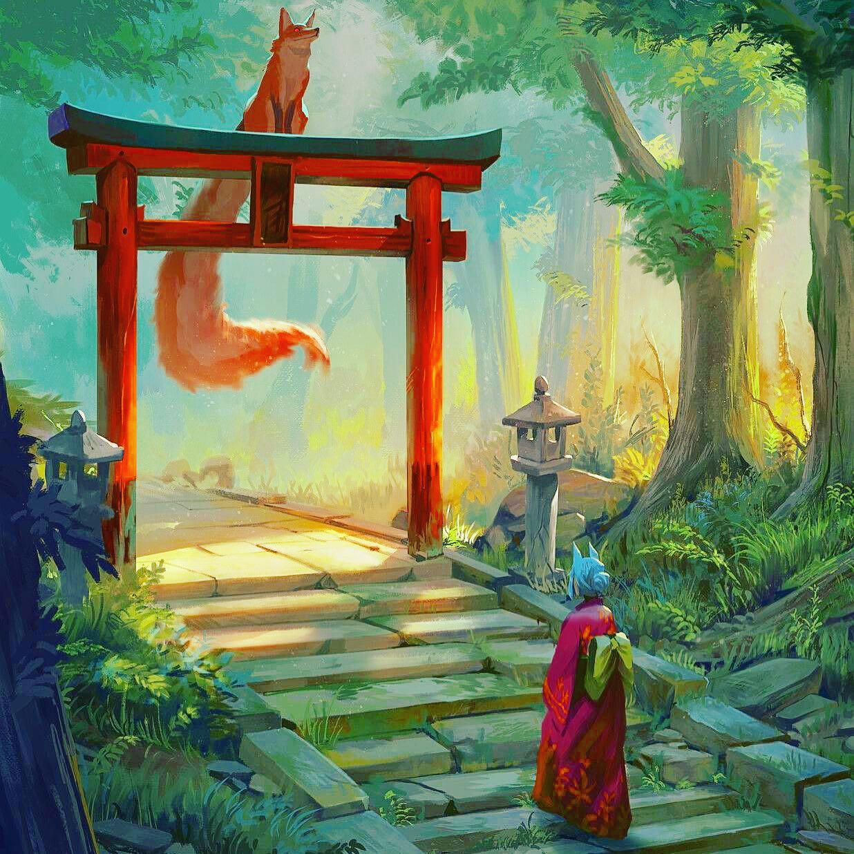 Du shintoïsme à l'écologie : quel rapport les japonais entretiennent-ils avec la nature ? - un livre de Julie Proust Tanguy